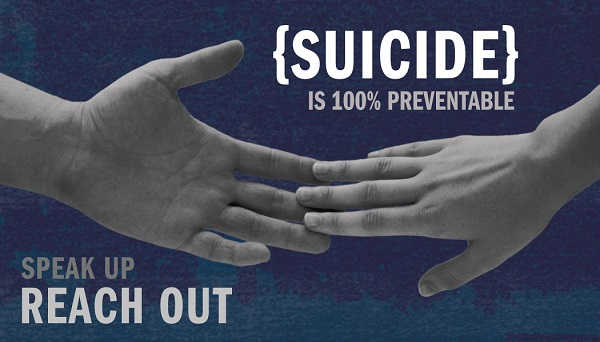 Nation's Largest Suicide Prevention Organization Releases Three Investment Opportunities That Will Reduce Suicide Rate 20 Percent