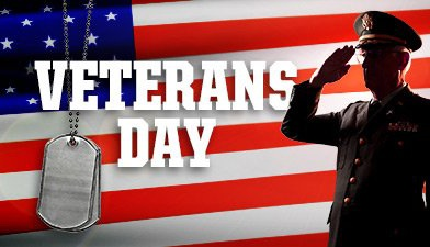 In Honor of Veteran's Day, Here's How Our Servicemen And Women Can Get The Help They Need