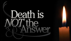 FREE EVENT – May 6: Death is Not the Answer Film Screening and Panel