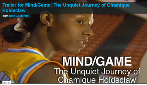Free Screening – Mind/Game: The Unquiet Journey of Chamique Holdsclaw
