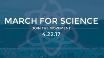 #MarchforScience on April 22, 2017