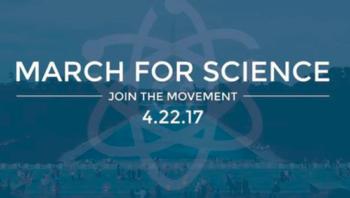 #MarchforScience on April 22, 2017
