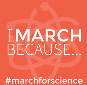 #MarchforScience
