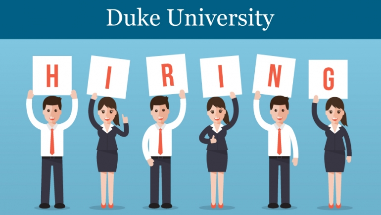 JOB ALERT: 4 Psychiatry Listings at Duke University