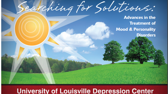 Coming up November 10, 2017: University of Louisville's 2017 Annual Depression Conference