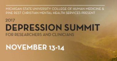 Pine Rest Depression Summit Researchers and Clinicians (Nov. 13-14)