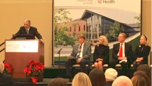 Lindner Center of HOPE Receives Two of Nation's Largest Individual Gifts Ever Made for Behavioral Health Programs