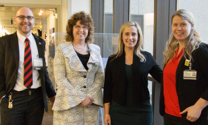 NNDC Visiting Professor Program at the University Iowa, Mood Disorders Center