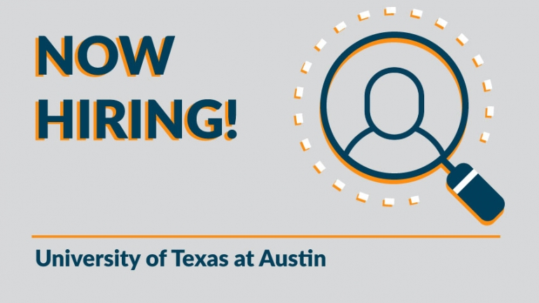 Job Alert: Clinician Investigator, University of Texas at Austin
