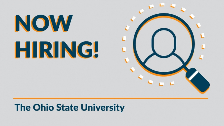 Job Alert: Chair, Department of Psychiatry and Behavioral Health, The Ohio State University