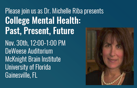 Michelle Riba MD Archives - National Network of Depression