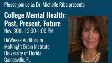 Coming up at the University of Florida: NNDC Visiting Professor Program