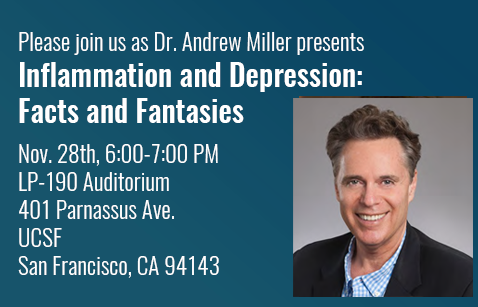 Coming up at UCSF:  NNDC Visiting Professor Program
