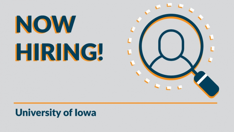 Job Alert: Academic and Clinical Psychiatrists, University of Iowa Carver College of Medicine