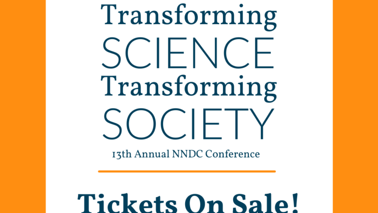 NNDC Annual Conference Tickets on Sale Now!