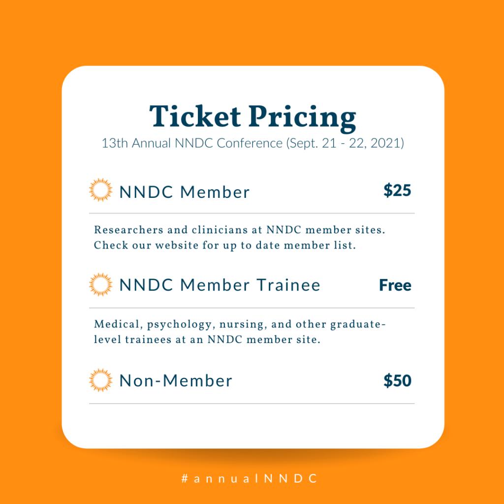 Ticket Pricing Member Pricing is $25, Member Trainee Pricing is Free, Non-Member Pricing is $50