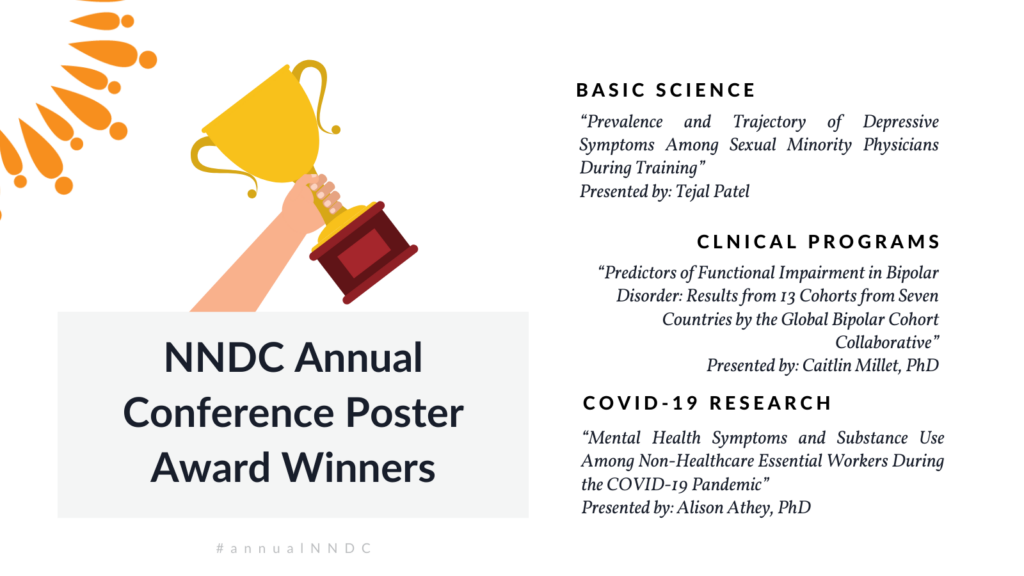 2021 Annual Conference Poster Winner Award Winners
